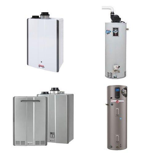 Electric Water Heater Repair Services Toronto Brampton